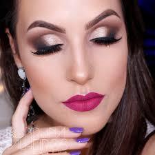maquiagem madrinha de casamento